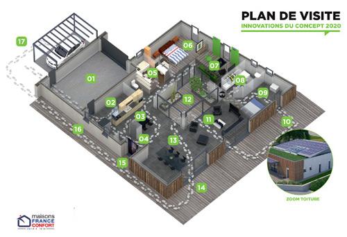 six nouveaux mod les au domexpo de moisselles 95 ma future maison. Black Bedroom Furniture Sets. Home Design Ideas