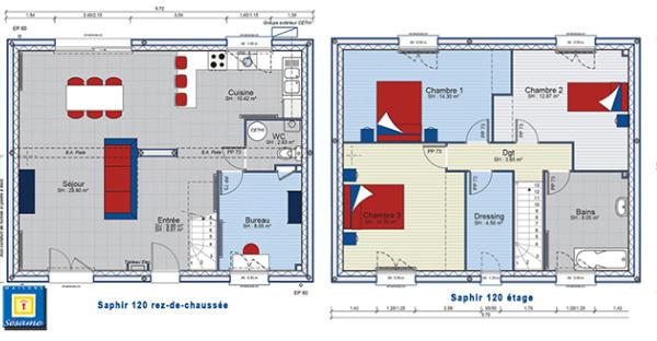 creer un plan de maison plan maison feng shui with creer un plan de maison glamorous faire. Black Bedroom Furniture Sets. Home Design Ideas