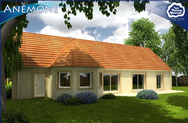Faire construire en r gion centre ou en le de france un for Nf maison individuelle