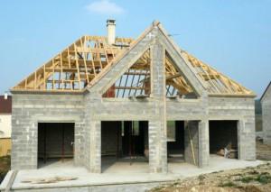 Dossier charpente les diff rents types de charpente 1 3 ma future maison - Les materiaux pour construire une maison ...