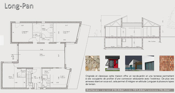 Plan maison trabeco for Comment obtenir vos plans de maison