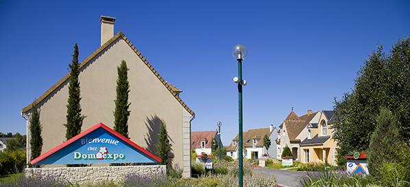 Villages domexpo ma future maison - Du bois dans ma maison ...