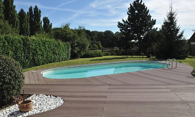 Je r ve d une piscine quels sont les choix ma future for Piscines enterrees