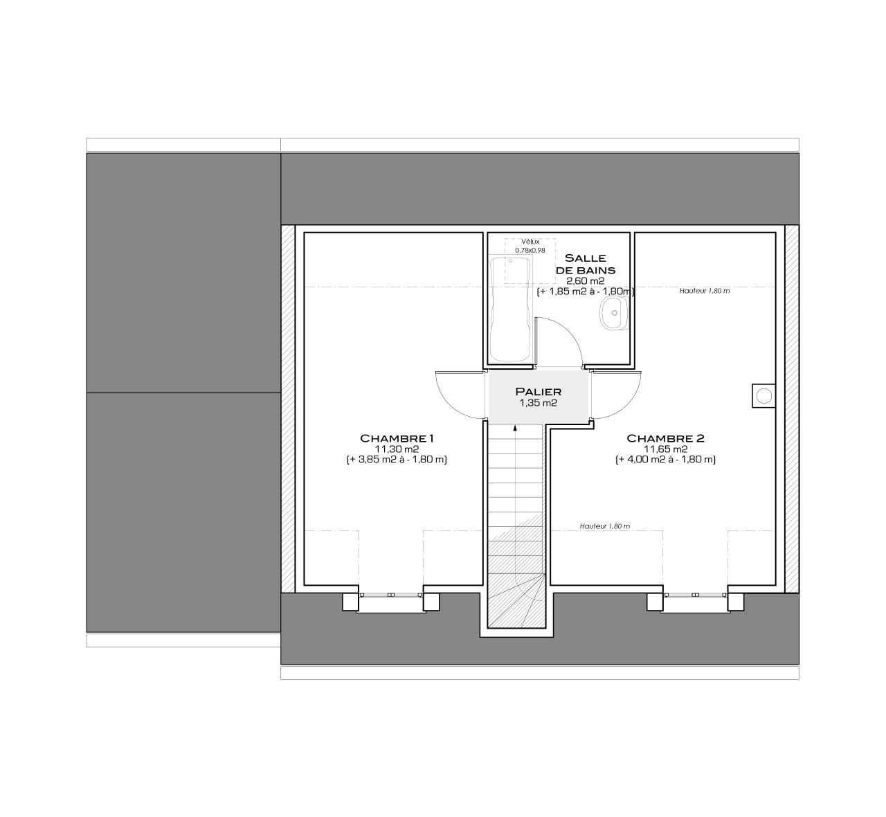Prix d une maison sans terrain maison neuve vente maison for Prix de maison neuve sans terrain
