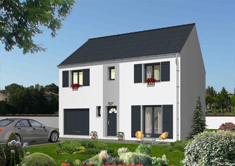 3 op rations terrain maison construire autour de melun 77 ma future maison. Black Bedroom Furniture Sets. Home Design Ideas
