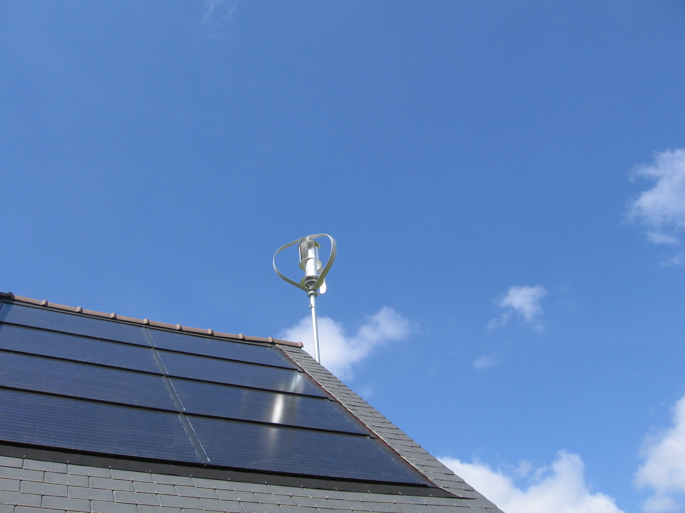 Le solaire hybride une solution avantageuse ma future maison - Panneaux solaires hybrides ...