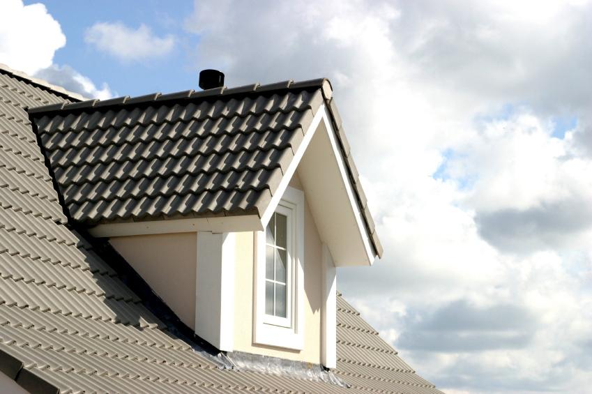 Fenetre sur toit en pente