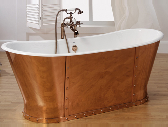 Quelle baignoire choisir ma future maison for Baignoire classique prix