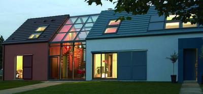 charpente mtallique maisons phnix - Plan Maison Structure Metallique