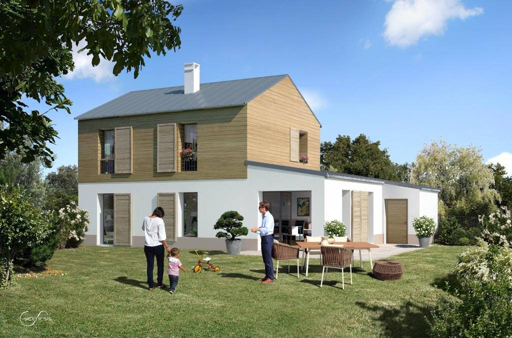 Promoteur maison neuve photo maison neuve montgeron for Promoteur maison