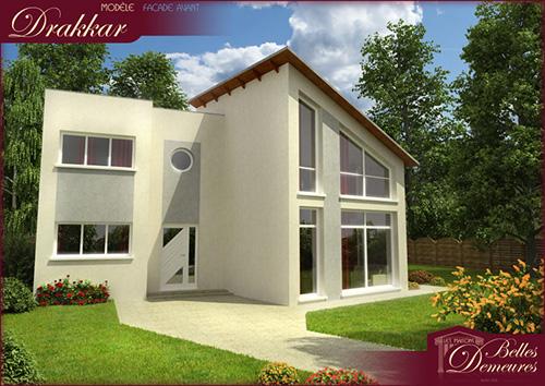 Recherche maison neuve ou maison individuelle ma future for Maison traditionnelle 130m2