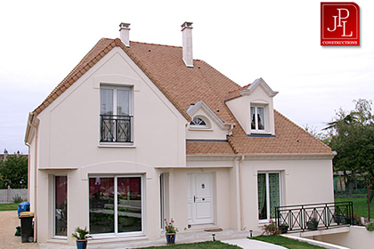 maison neuve acheter une maison vendre de 130m2 evry gregy sur yerre. Black Bedroom Furniture Sets. Home Design Ideas