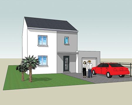 recherche maison neuve ou maison individuelle 77 seine et marne ma future maison. Black Bedroom Furniture Sets. Home Design Ideas
