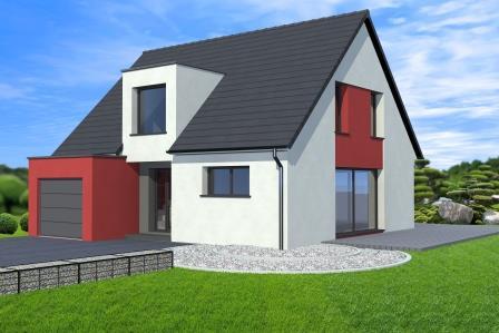 Maison neuve acheter une maison vendre en vente for Acheter une maison neuve