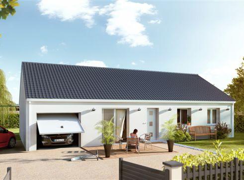 Recherche maison neuve ou maison individuelle 89 yonne for Construire maison 91