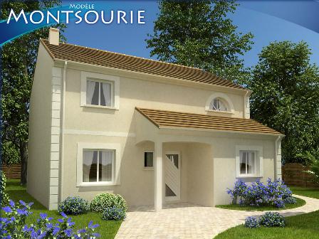 Recherche maison neuve ou maison individuelle 77 seine et for Modele maison 160m2