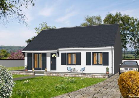 Recherche maison neuve ou maison individuelle ma future for Garage chevry cossigny