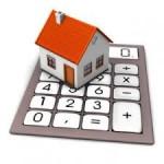 maison et calculette