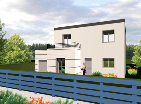 Maisons kerbea groupe fousse constructions ma future for Construire maison kerbea
