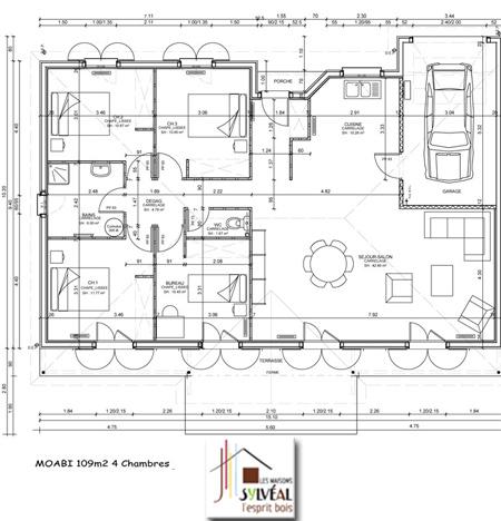 Seniors 3 maisons faire construire dans la r gion midi pyr n es ma future maison - Nombre de piece maison ...