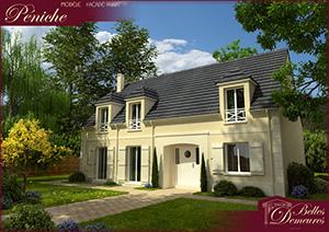 faire construire une belle demeure en le de france des mod les personnalisables pour des. Black Bedroom Furniture Sets. Home Design Ideas