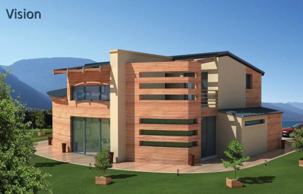 Faire construire une grande maison en le de france archivim rejoint trabec - Les plus belles architectures de maisons ...