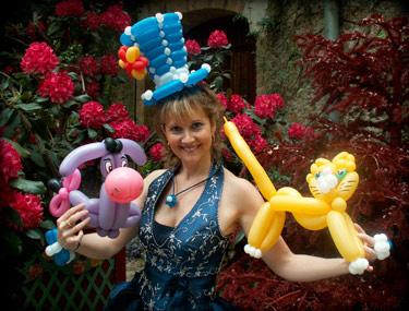 Domexpo - sculpture ballons