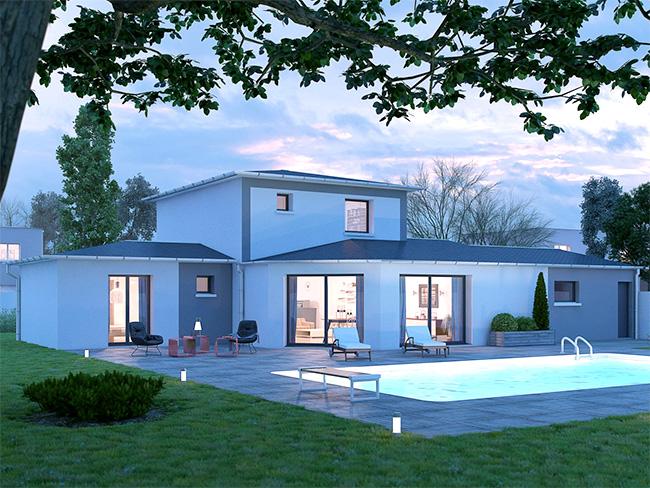 Les maisons toit plat ont la cote ma future maison for Personnaliser ma propre maison