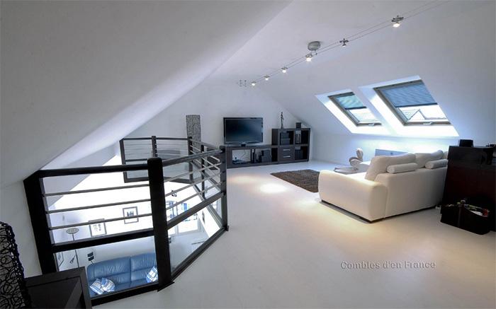am nager les combles de sa maison ma future maison. Black Bedroom Furniture Sets. Home Design Ideas