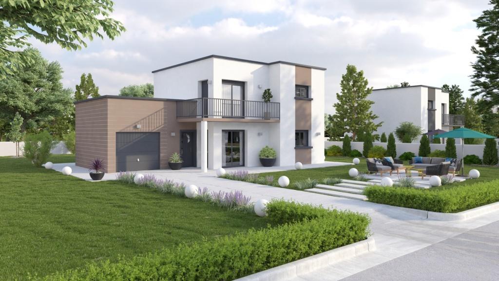 Singapour la maison contemporaine par maisons ldt ma future maison for Modele de facade de maison