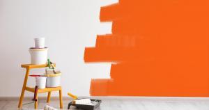 peindre les murs de sa maison neuve soi-même