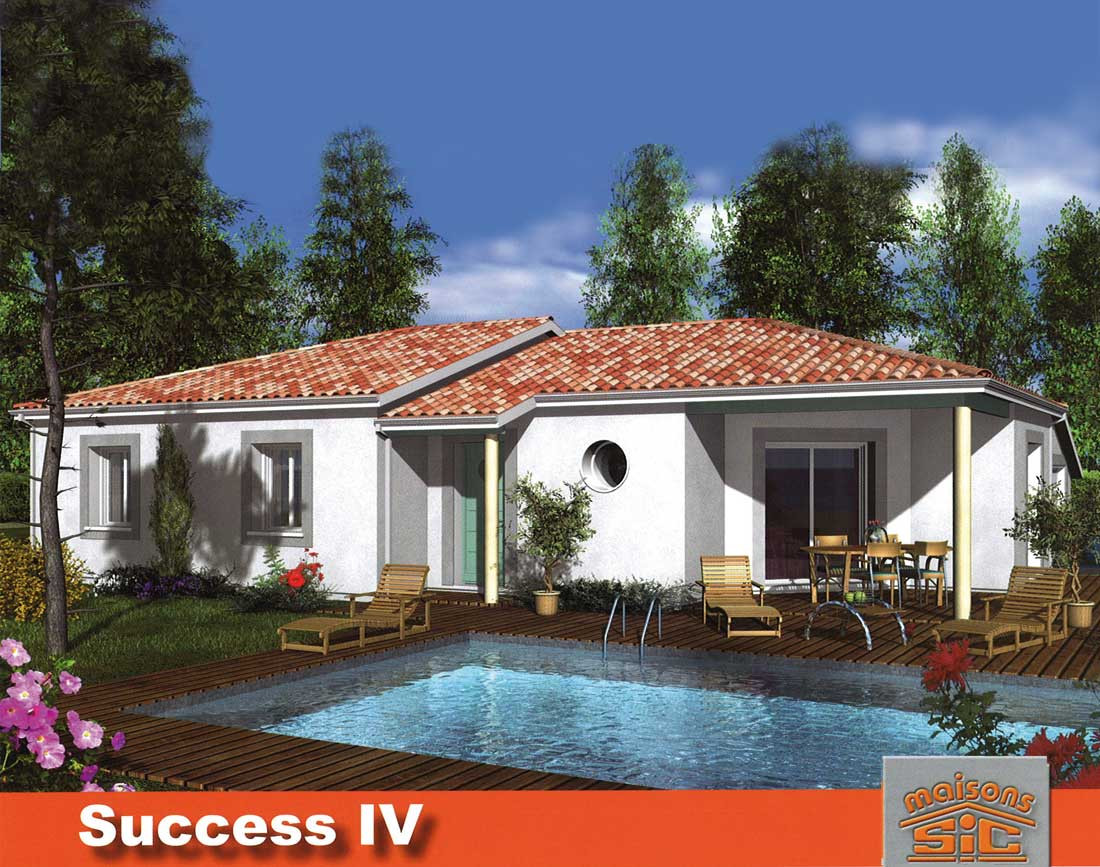 Maisons SIC - Success IV - 4ch
