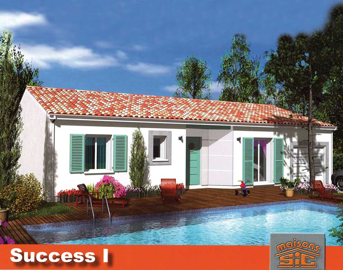 Maisons SIC - Success I - 4ch