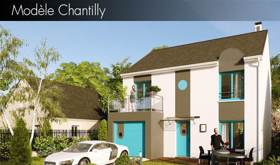 MAISONS BARBEY MAILLARD - Chantilly