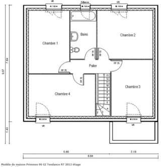 Recherche mod le de maison ma future maison - Cuisine darty modele sorbonne ...