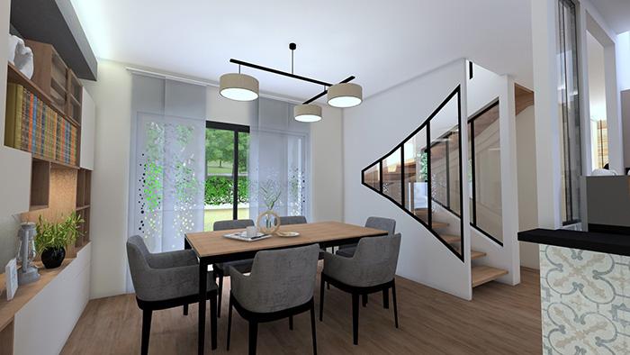 Mod le et plans mill sime 2016 du constructeur berval for Modele maison 2016