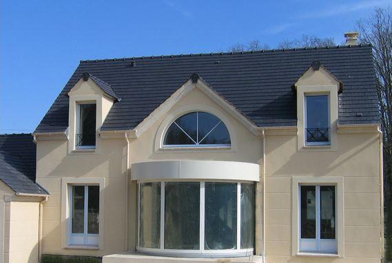 Mod le et plans adorela du constructeur maisons barbey for Meilleur constructeur