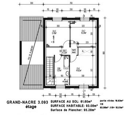 maison pierre modele grand nacre ventana blog. Black Bedroom Furniture Sets. Home Design Ideas