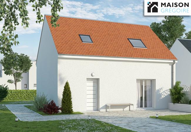 Mod le et plans malden du constructeur maisons gr goire for Modele maison constructeur