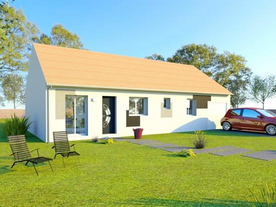 Recherche mod le de maison ma future maison for Plan maison avec combles