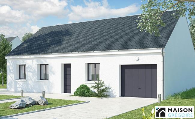 Mod le et plans hawai du constructeur maisons gr goire for Modele maison constructeur