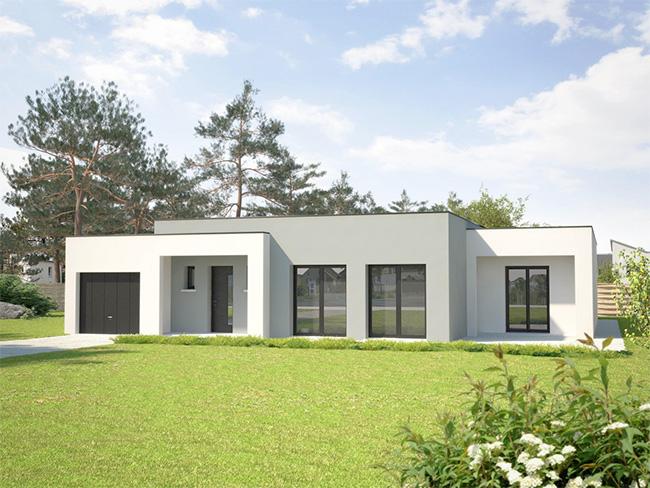 Recherche mod le de maison ma future maison - Maison 150m2 plain pied ...