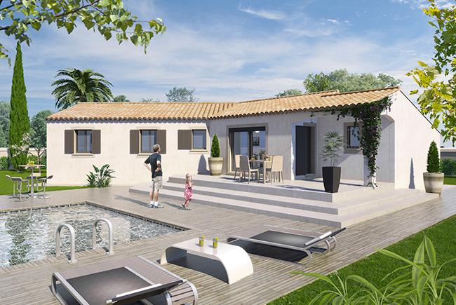 Recherche modèle de maison Vaucluse 84 | Ma Future Maison