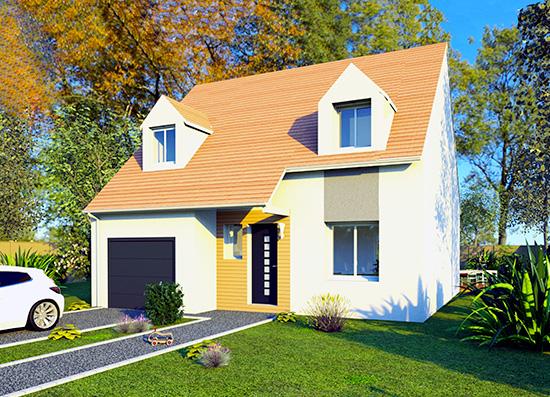 maisons sesame constructeur de maison individuelle ma future maison. Black Bedroom Furniture Sets. Home Design Ideas